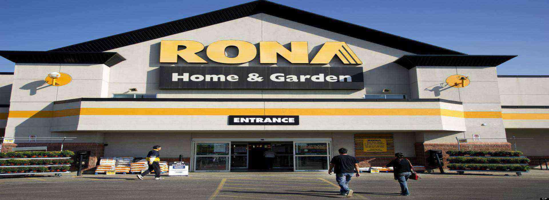 Rona Home And Garden Website