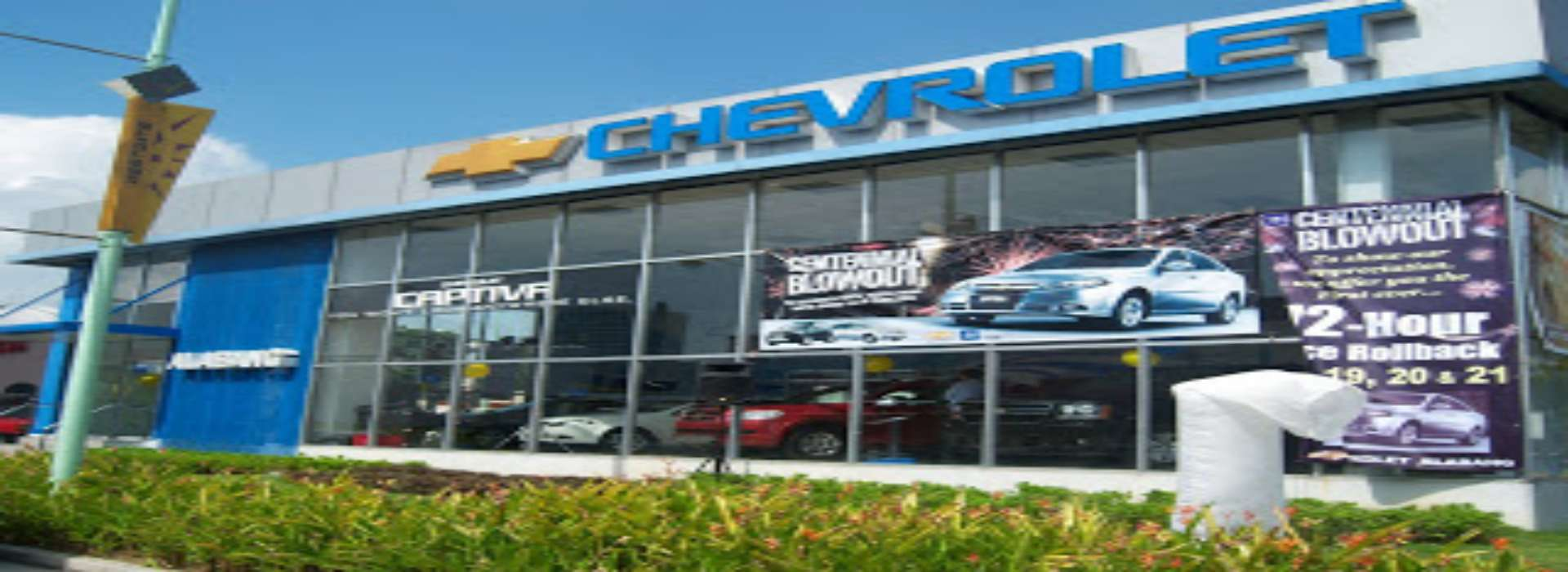 Chevrolet Philippines Customer Service Head Office Dealers