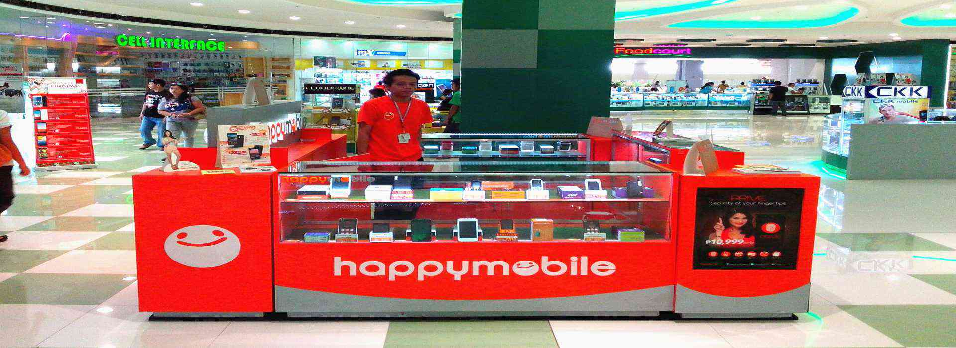 Happy Mobile Philippines – Customer Service, Stores