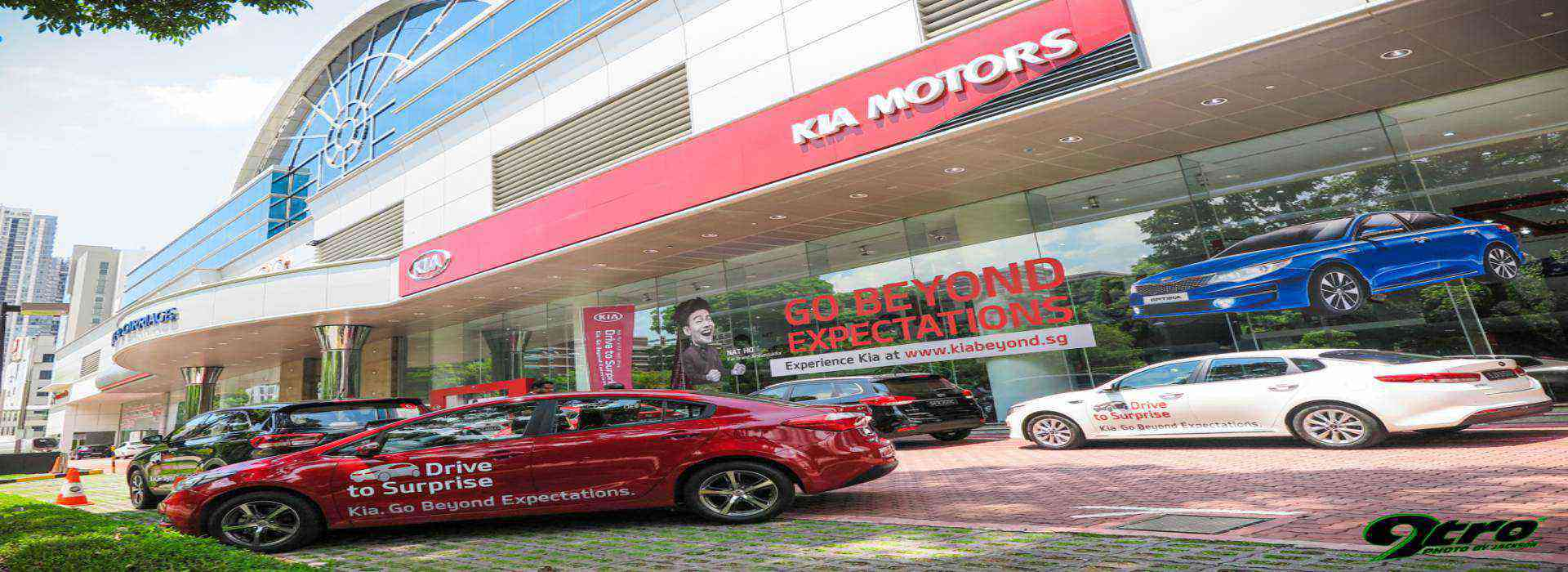 kia motors singapore customer service number