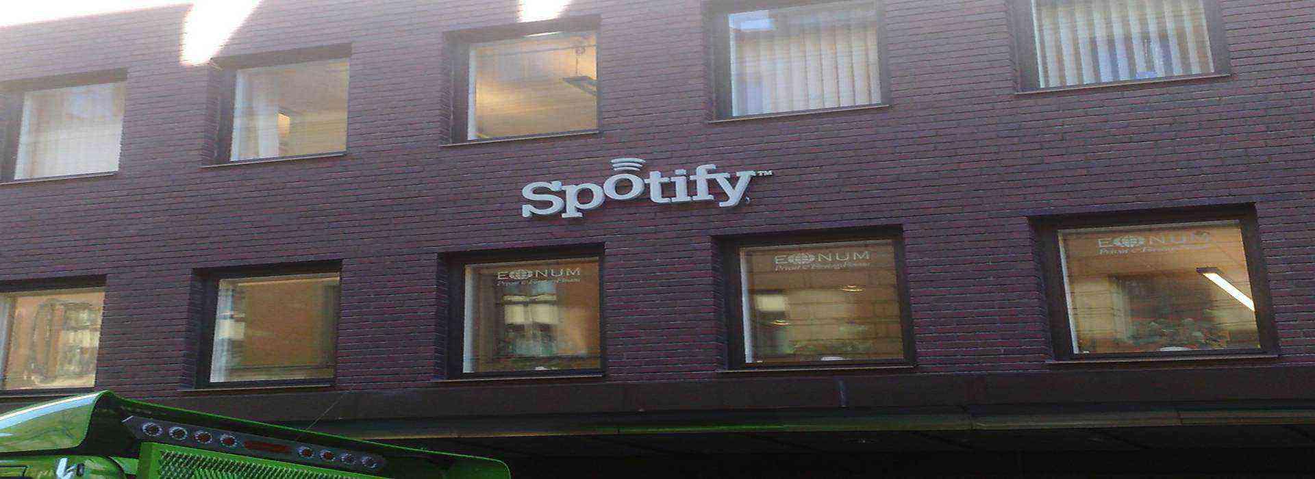 Spotify Customer Service USA, Contact Address